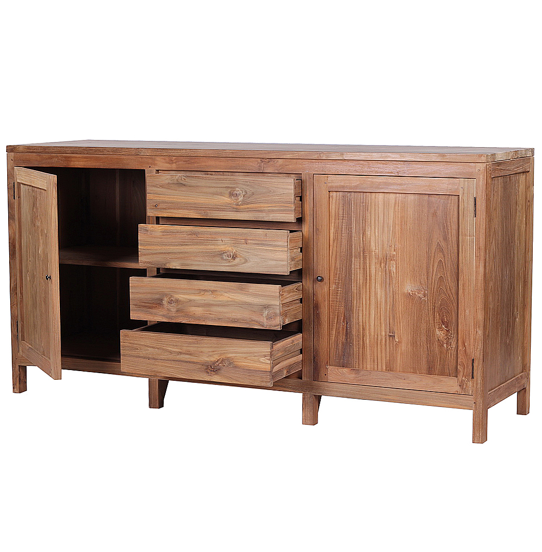 The perfect reclaimed teak sideboard for your beautiful home for Sideboard yourhome