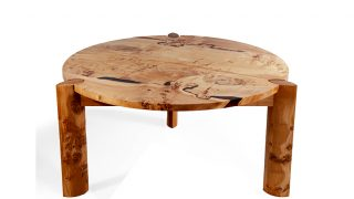 The Manx Rapture Resin table