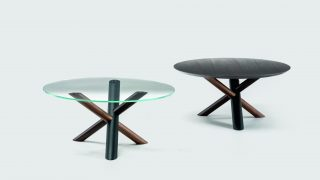 'W' Coffee Table
