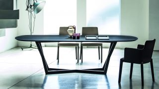 Bridget Dining Table In Oak By Bross