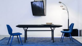 Epsilon Dining Table By Bross