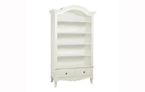 Antoinette White Bookcase