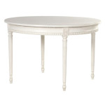 Chateau Round Dining Table
