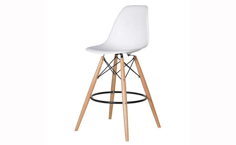 Eames Dsb Style Bar Stool With Free Delivery