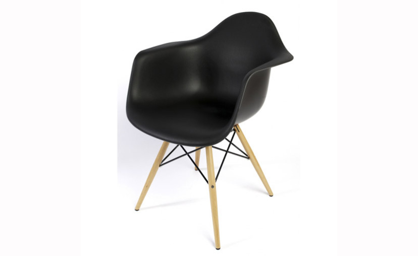 eames style daw armchair with free delivery