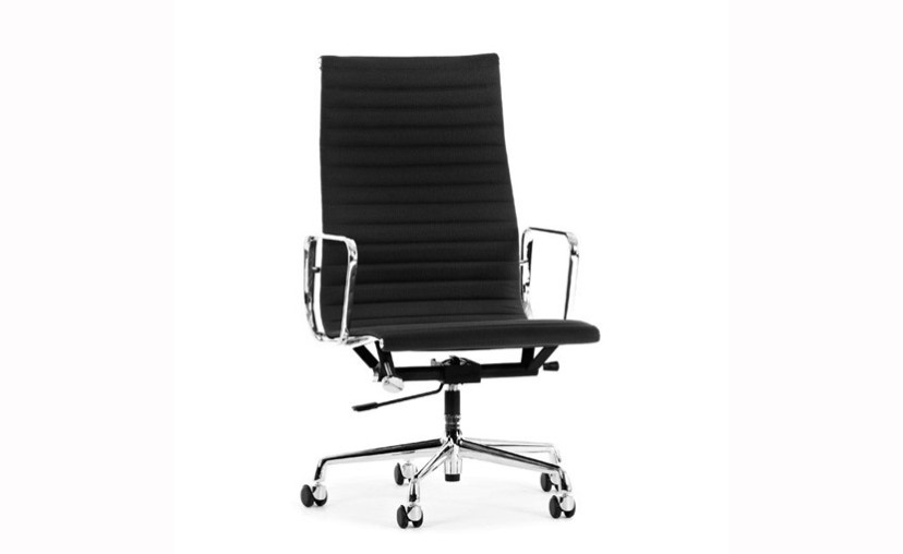 eames style office chairs. Eames Style High Back Ribbed Office Chair Chairs