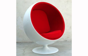 Eero Aarnio Ball Chair with free delivery.