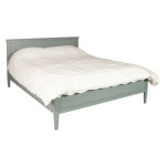Grey Fayence 5Ft Bed