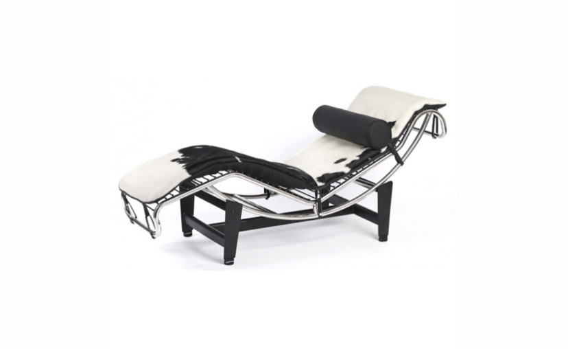 Le Corbusier Style Lc4 Chaise Longue Pony Leather Awesome Chaise Du Corbusier Images - Transformatorio.us ...