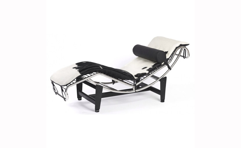 Le corbusier chaise pony with free delivery for Chaise longue le corbusier pony