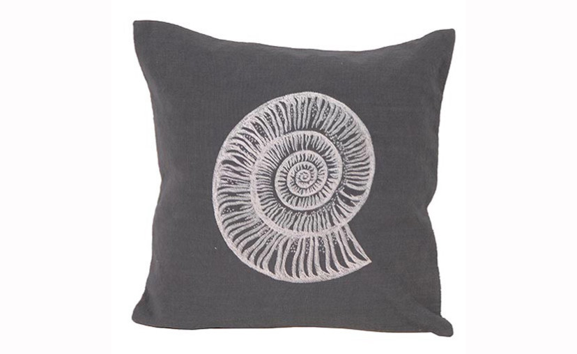 Pair Of Shell Cushion Covers with free delivery.