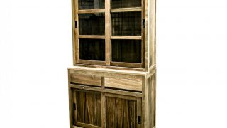 Pelah Reclaimed Kitchen Cabinet