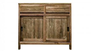 Kali Reclaimed Wood Cabinet