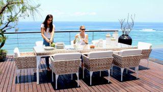 Brafta Extended Dining Table by Skyline Design