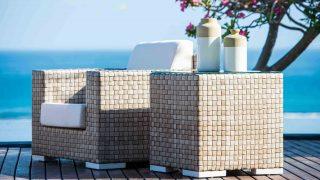 Brando Side Table by Skyline Design