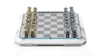 Stratego Board by Teckell
