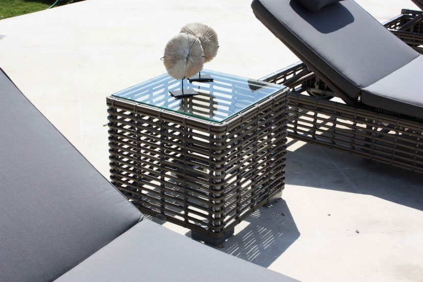 Castries Side Table By Skyline Design The Ultimate
