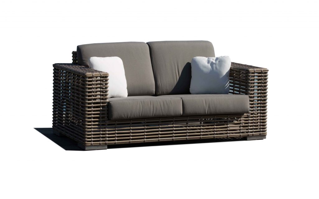 Castries Love Seat By Skyline Design The Ultimate Living