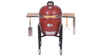 Classic Pro Series Red w/ Cart by Monolith Grills