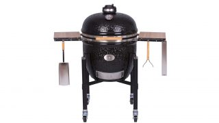 LeChef Pro Series 1.0 Black w/ Cart by Monolith Grills