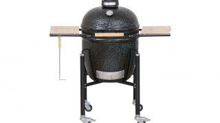 Classic Basic Black w/ Cart by Monolith Grills
