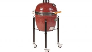 Junior Red w/ Cart by Monolith Grills