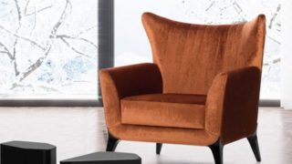 Cyrano Armchair by OPR House