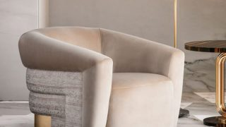 Degrade Armchair by OPR House