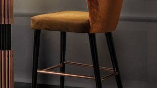 Garibaldi Bar Chair by OPR House
