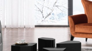 Pierre Coffee Table By OPR House